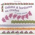 Livre Galons et bordures au crochet - 105