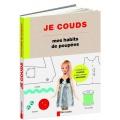 Livre Je couds mes habits de poupées - 105