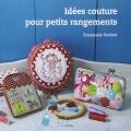 Livre Idées couture pour petits rangements - 105
