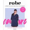 Livre Robe carnet de couture pour les rondes - 105
