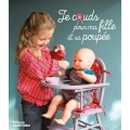 Livre Je couds pour ma fille et sa poupée - 105