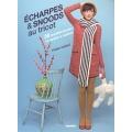 Livre Écharpes et snoods au tricot - 105