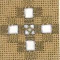 Coton spécial hardanger n°5 4x25grs - 12