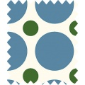 Fat quarter fenton house pièce de 45x55 cm - 169