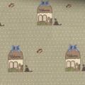 Tissu country chic cottage - 169