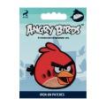 Motif brodé angry bird red jay chuck assortis - 17