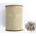 Ruban lin pour fleurs 118mm - 203