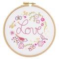 Love love love kit à broder - 215