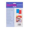 Pochette papier calque(1rouge+1bleu) - 226