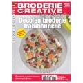Broderie créative n°66-déco en brodreis traditionn - 254