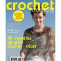 Livre Crochet Création - Les bases Tricot Crochet - 254