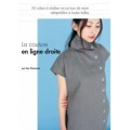 Livre La couture en ligne droite - 254