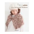 Livre 3, 4, 5 Pelotes pour tricoter et crocheter - 254