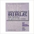 Livre bible des lettres au point de croix tome 2 - 254