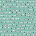 Tissu Panduro design 150 cm flags - 26