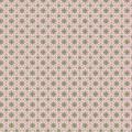 Tissu Panduro design 140 cm mosaic pink/green - 26