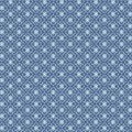 Tissu Panduro design 140 cm medallion blue - 26