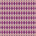Tissu panduro design knit rhomb wine(5 metres) - 26
