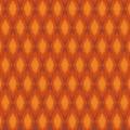 Coupon Panduro Design 50x70 cm rhomb orange - 26