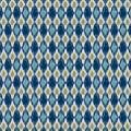 Coupon Panduro Design 50x70 cm knit rhomb blue - 26
