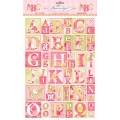 Clip art a4 Tilda letters 4 fles - 26