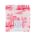 Tissu tilda 50/55cm china pink - 26