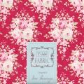 Tissu Tilda 50/55cm laura red - 26