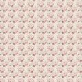 Tissu Tilda 50x55 cm zoe white - 26