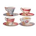 Étiquettes Tilda tasses de thé - 26