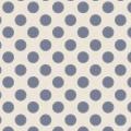 Tissu Tilda 110cm x 5 m sewn spot dove white - 26
