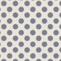Tissu Tilda 50x55cm sewn spot dove white - 26