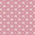 Tissu Tilda 110cm x 5 m emily pink - 26