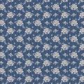 Tissu Tilda 110cm x 5 m emily dark blue - 26