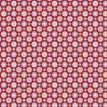 Tissu Tilda 50x55 cm aimee red - 26