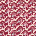 Tissu Tilda 50x55 cm wildgarden red - 26