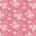 Tissu tilda 50x55 libby pink - 26