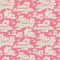 Tissu tilda 1m x 110 cm sunny park pink - 26