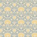 Tissu tilda 1m x 110 cm garden bees blue - 26
