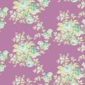 Tissu tilda 1m x 110cm autumn rose lilacst - 26