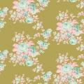 Tissu tilda 1m x 110cm autumn rose greenst - 26
