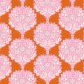 Tissu tilda 5m x 110 cm flower tree ginger - 26