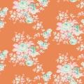 Tissu tilda 1m x 110cm autumn rose ginger - 26