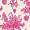 Tissu tilda 1m x 110cm botanical plum (cottage) - 26