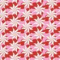 Tissu tilda 1m x 110cm fireworks red (cottage) - 26