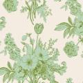 Tissu tilda 1m x 110cm botanical sage (cottage) - 26