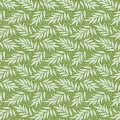 Tissu tilda 5m x 110 cm berry leaf sage (cottage) - 26