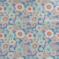 Tissu tilda 1mx110 cm lemontree boogie blue - 26