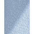 Coupon aïda 30x40 livre ouvert bleu  - 282