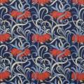 """Tissu Liberty """"From London with love"""" ylang ylang - 34"""