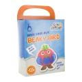 Kit Beaky Bird rouge-bleu - 346